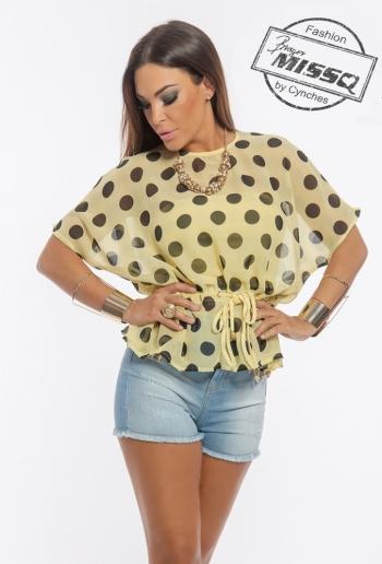 Camiseta Amarilis Lun Am