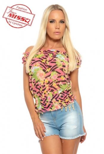 Camiseta Carina R Fl