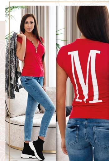Camiseta Ciruela R