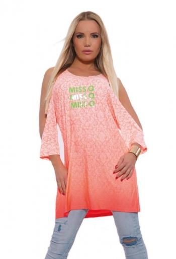 Camiseta Moana Fluor