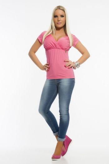 Camiseta Rita Salmon