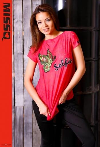 Camiseta Six R