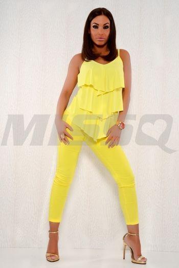 Pantalones Color Am