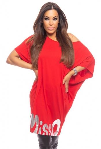 Vestido Amir Rojo