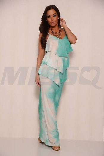 Vestido Frezia Maxi