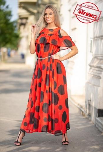 Vestido Maxi Latte RN