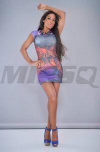 Vestido Hostes mini L