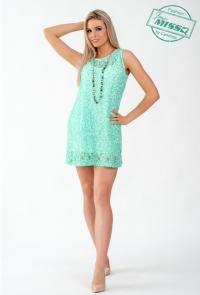 Vestido Simona Verde